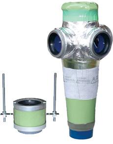 耐火排水システム モエナイン